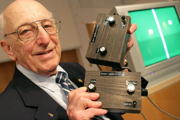 Ralph Baer, Bapak Video Game Dunia