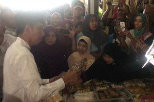 Jokowi: Dicek Saja ke Pasar, Inflasi Rendah, Bagaimana Harga Mau Naik?