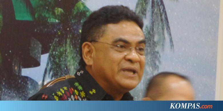 Marianus Sae Ditahan KPK, PDI-P Tetap Berjuang Menangkan Pilkada NTT