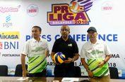 Yogyakarta Dapat Kehormatan Gelar Putaran Pertama Proliga 2018