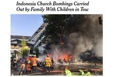 Teror Bom oleh Keluarga, Kenapa Anak-anak Dilibatkan?