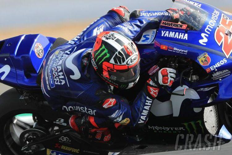 Vinales MotoGP Inggris