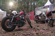 Riding dan Camping di Hutan Borneo