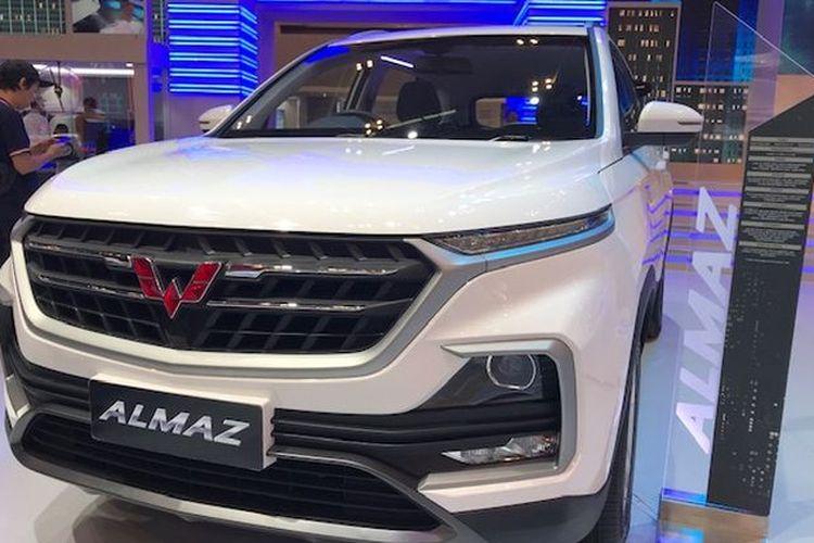 Wuling Almaz terbaru meluncur di GIIAS 2019