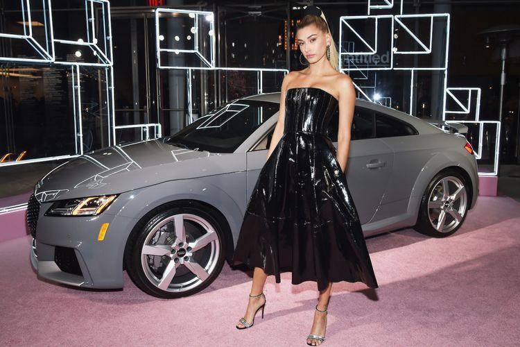 Kekasih Justin Bieber, Hailey Baldwin Punya Peran Baru di Adidas