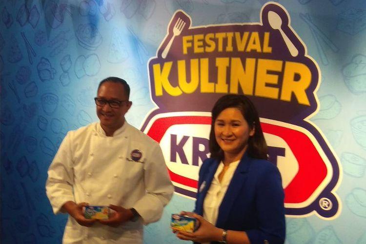 Pecinta Keju Akhir Pekan Ini Kunjungi Festival Kuliner
