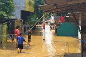 Warga Pejaten Timur: Terakhir Banjir Setinggi Ini Lima Tahun Lalu