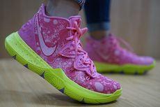 Nike Kyrie 5 Patrick Star, Kuatnya Detail