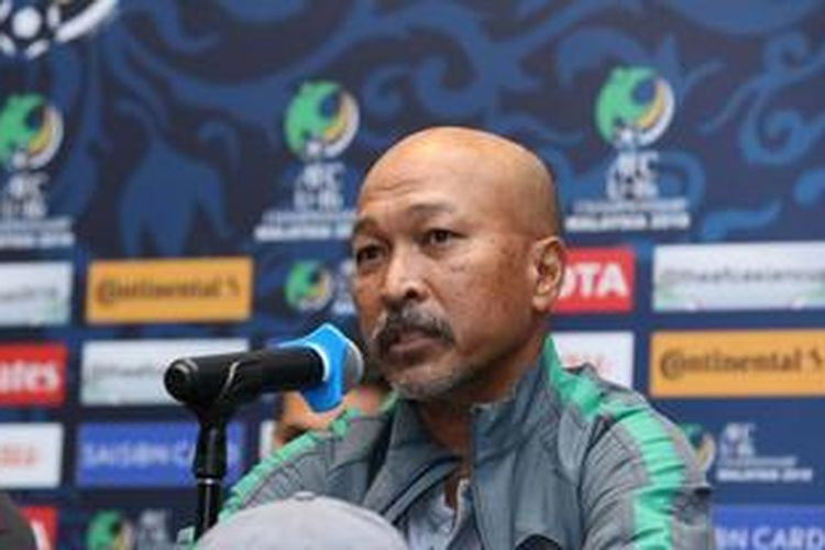 Fakhri Husaini siap menggelar seleksi Tim Nasional Indonesia U-19, Senin (22/4/2019)