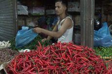 Harga Cabai Merah di Medan Tembus Rp 100 Ribu per Kg