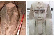 Teka-teki Mesir Kuno, Ahli Temukan Sphinx Misterius Berukuran Mini