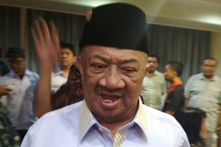 Syamsul Arifin mantan gubernur Sumatera Utara