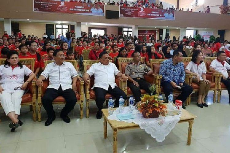 Genius, Sebutan Gubernur Sulut untuk Anak Indonesia