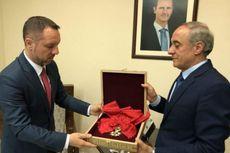 Assad Kembalikan Penghargaan yang Diterima dari Perancis