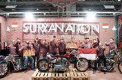 Motor Custom Terbaik Indonesia Bakal Terbang ke Jerman