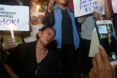 Pendukung Ahok di Mako Brimob Dibubarkan
