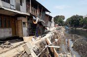 Camat: Lokasi Rumah Ambles di Pademangan Sudah Sering Longsor