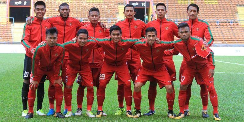Tim Nasional Indonesia U-23, Jumat (10/5/2019)