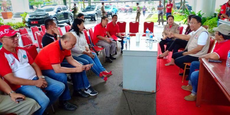 Tiga Posko Dibuka Pasca-banjir dan Tanah Longsor di Manado
