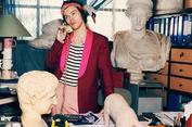 Gaya Unik Harry Style dalam Kampanye Gucci Terbaru