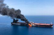 Trump Sebut Serangan Kapal Tanker di Teluk Oman Masalah Kecil