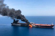 Serangan Kapal Tanker di Teluk Oman, Militer AS Rilis Video Iran