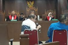 Di Pengadilan, Ketua Komisi B DPRD Kalteng Mengaku Main Judi di Singapura