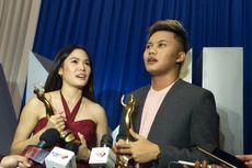 Sheryl Sheinafia dan Rizky Febian Tak Menyangka Menangi AMI Awards 2018