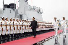 Parade 70 Tahun AL China, Xi Jinping Serukan Perdamaian di Laut