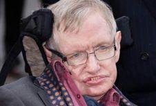 11 Kutipan Stephen Hawking soal Lubang Hitam, Semesta, dan Kematian