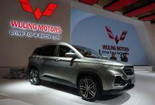 GALERI : Intip Detail SUV Wuling di GIIAS 2018