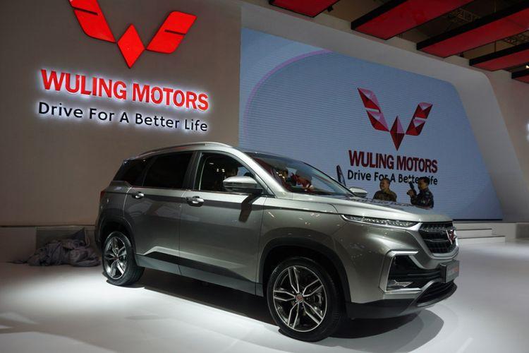 SUV uling tampil di GIIAS 2018