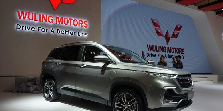 Intip Detil Produk SUV Wuling