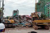 Insiden Bangunan Runtuh di Kamboja, 2 Orang Selamat dari Reruntuhan