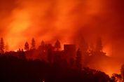 Banyak Lansia Hilang dalam Kebakaran Mematikan di California