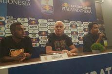 Borneo FC Tolak Pergantian Jadwal Semifinal Piala Indonesia