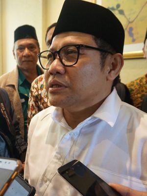 Muhaimin Iskandar saat melakukan kunjungan di Banyuwangi Rabu (5/12/2018)