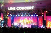 Tulus Ajak Penonton Nyanyi Bareng di Line Concert Yogyakarta