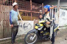 Perjuangan Suliyono, dalam Keterbatasan Berusaha Tekan Golput di Kalangan Disabilitas