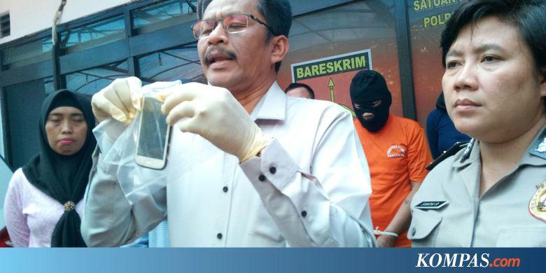 SPMA Mabuk Miras, Seorang Ayah di Bandung Cabuli Putrinya hingga Hamil - Kompas.com