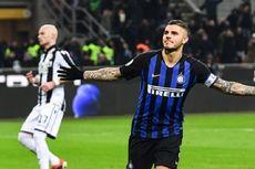 Spalletti Tak Pernah Ragukan Komitmen Icardi bersama Inter Milan
