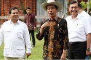 Lewat Luhut, Prabowo Beri Masukan Soal Ekonomi ke Pemerintah