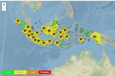 Cuaca Ekstrem, BMKG Imbau Warga Waspada Banjir dan Longsor