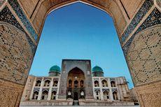 Ke Uzbekistan Kini Bebas Visa, Ada Apa Saja Tempat Wisatanya?