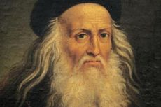 Selain Jenius, Leonardo da Vinci Ternyata Seorang Ambidextrous