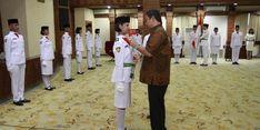 Siswa Unggul Terpilih sebagai Pengibar Bendera pada HUT RI