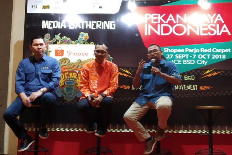 Gelaran Pekan Raya Indonesia (PRI) akan diwarnai motor kustom dari Parjo