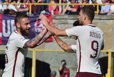 Perempat Final Liga Champions, Kapten AS Roma Yakin Kejutkan Barcelona