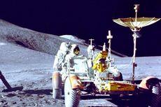 Belum Tinggal di Bulan, Manusia Sudah Tinggalkan 187.400 Kg Sampah