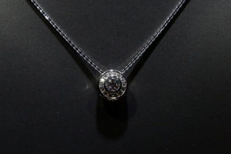 Produsen perhiasan berlian, Mielerie, resmi diluncurkan di Bandung, Kamis (17/1/2019) malam.